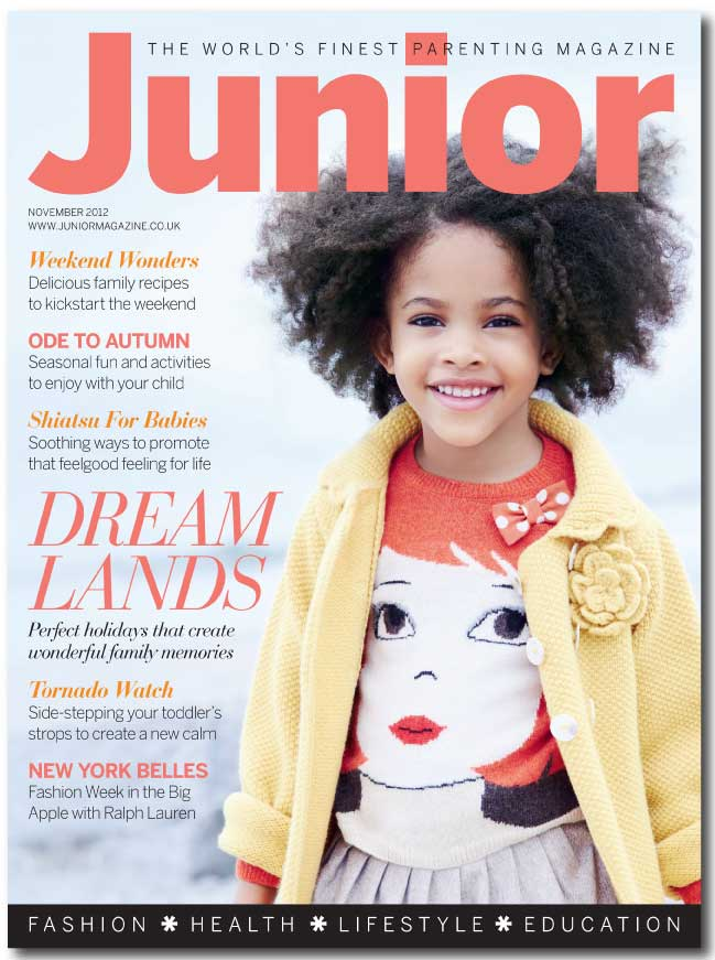 Junior UK Nov 2012