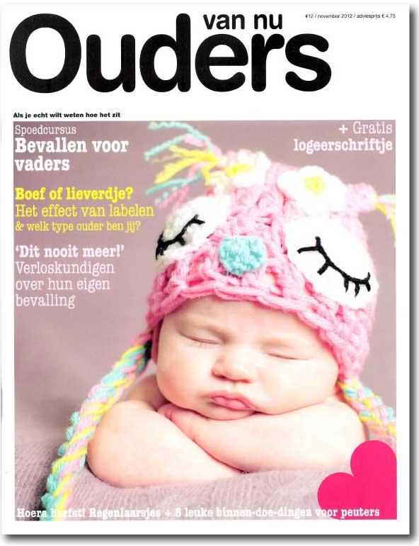 Van nu Ouders Netherlands Nov 2012