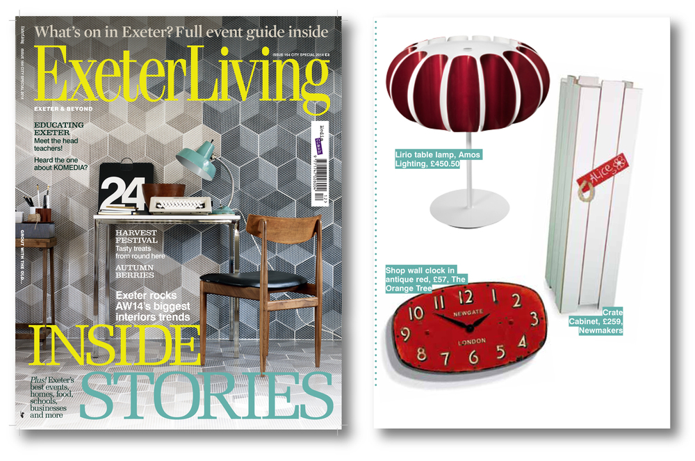 Exeter Living UK Oct 2014