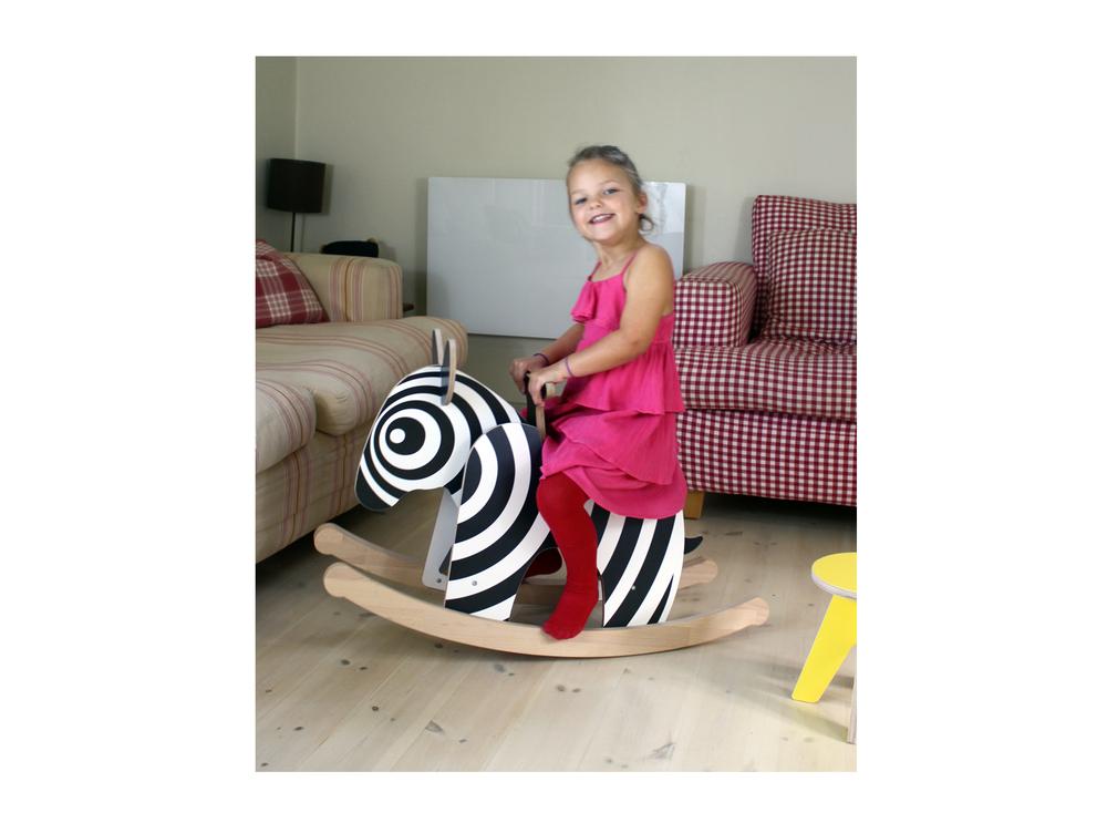Zebra Rocker LUX