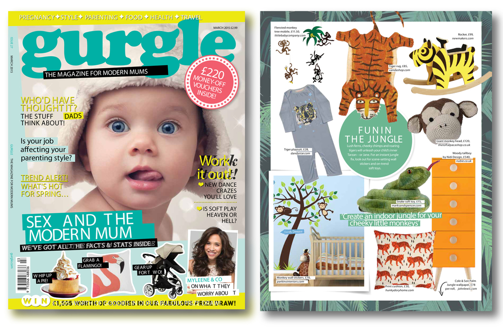 Gurgle UK March 2015