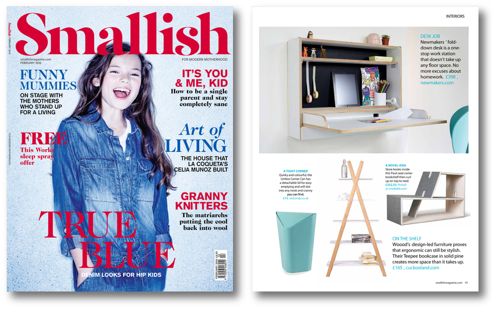 Smallish Magazine  Feb  2015  UK
