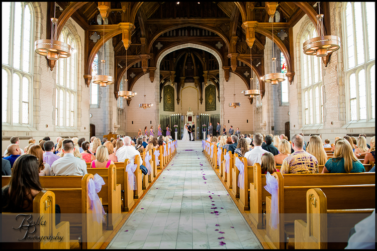 007 Provincial House Chapel Church Saint Louis Mo Wedding Bride Groom