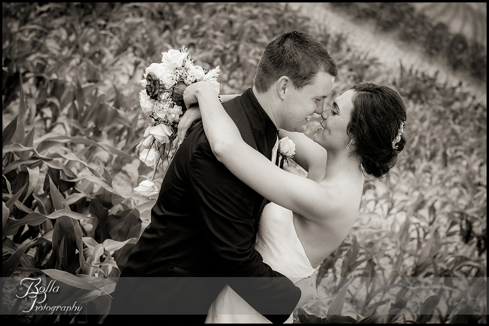 001_Bolla_Photography-wedding-portraits-bride-groom-couple-cornfield-bouquet-New_Baden-Hibbs.jpg