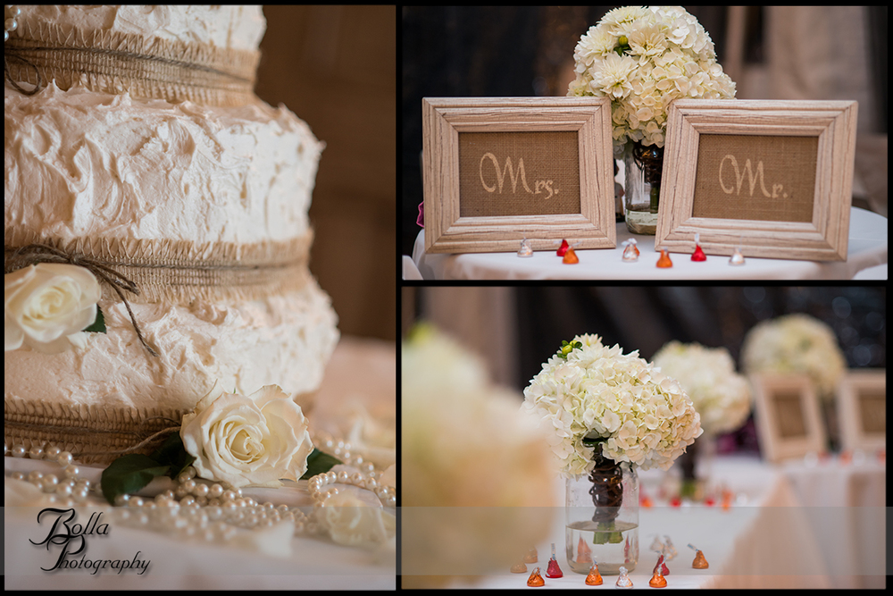 013_Bolla_Photography-wedding-fall-reception-details-cake-mrs-mr-sign-head_table-centerpieces-burlap-pearls-cream-roses-hydrangeas-rustic-green-brown-flowers-winery-Roundhouse-Wine-Centralia-IL-Wilson.jpg