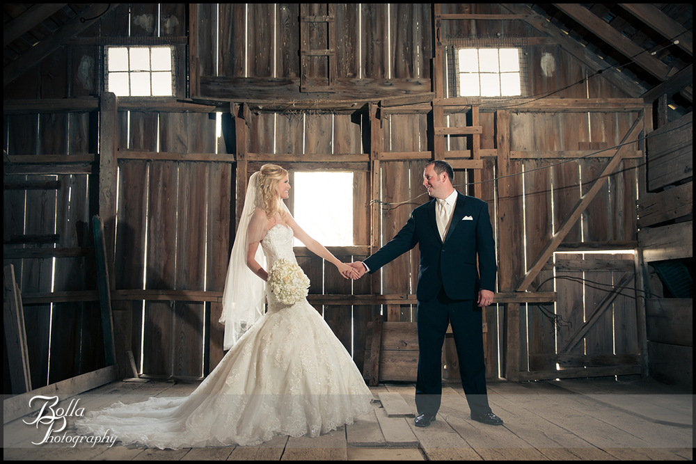 001-Bolla-Photography-wedding-Germantown-IL-bride-groom-portraits-couple-holding-hands-barn-Albers.jpg