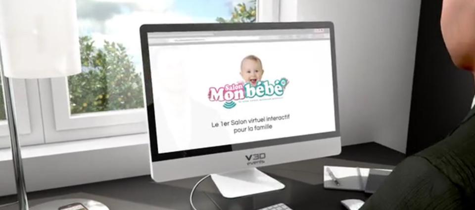 Salon virtuel mon bébé