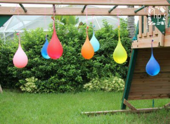 Ballons pinata