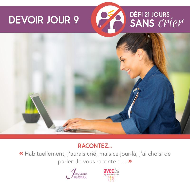 #Défi21jours