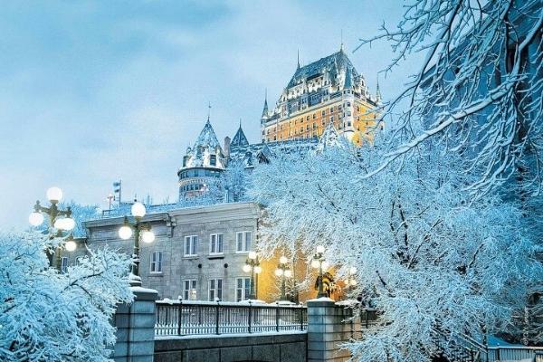 Un bonjour du Canada Ville+de+Qu%C3%A9bec
