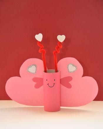 Saint valentin des id es bricolage je suis une maman - Pinterest st valentin bricolage ...