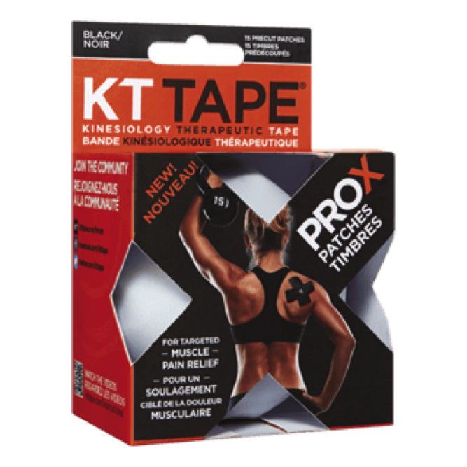 BANDES SYNTHÉTIQUES KT TAPEMD  PRO X