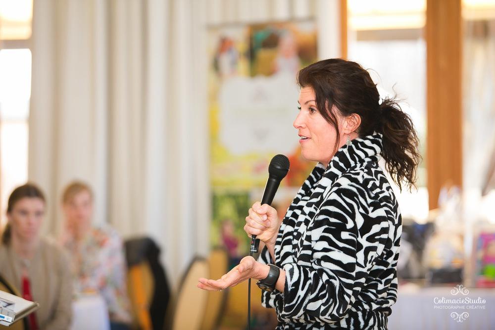 Conférence offerte par Karine Champagne