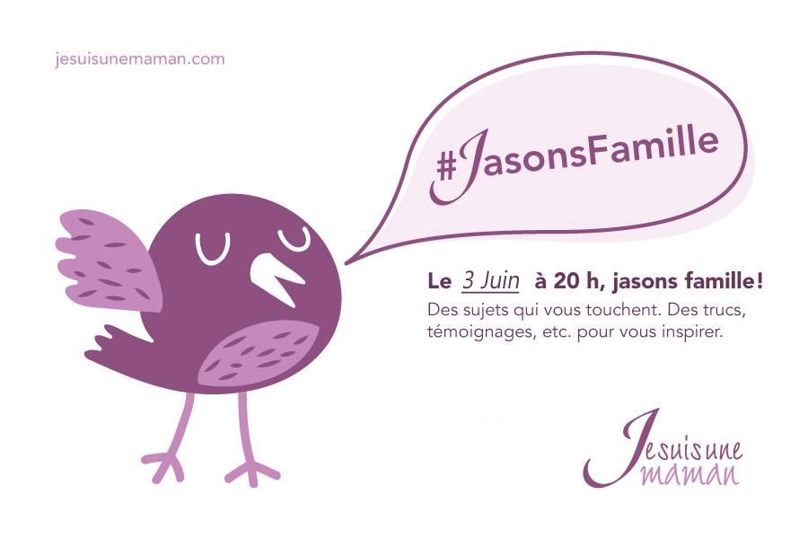 #JasonsFamille
