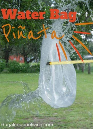 Piñata d'eau