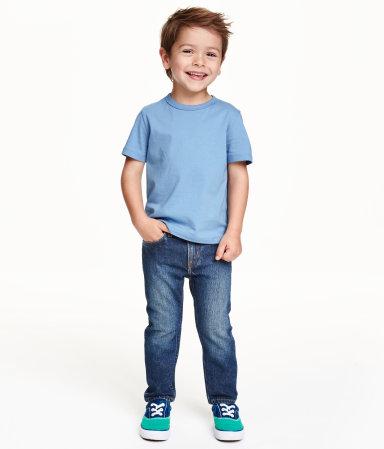 T-shirt : 4,99 $  Jeans : 9,99 $