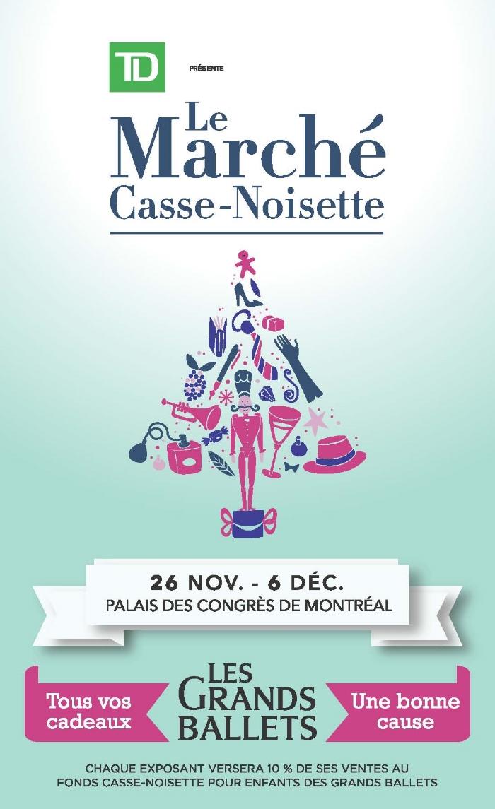 Crédit image : Le Marché Casse-Noisette