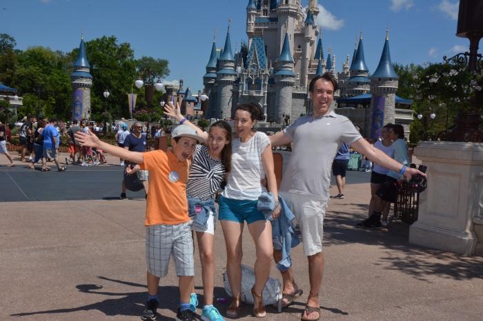 Disney, here I am! — Je suis une maman