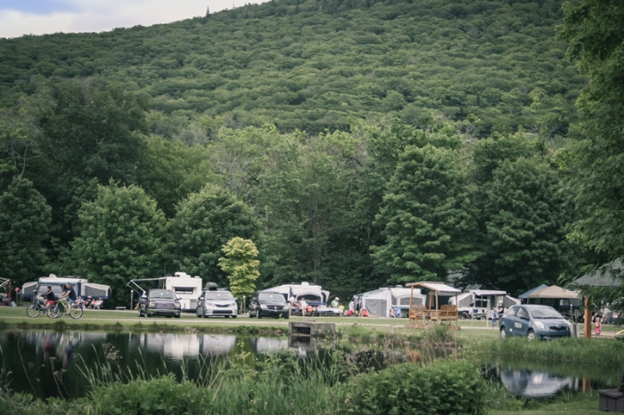 Crédit photo : Camping Stoneham