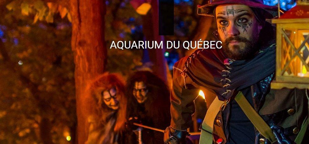 Crédit photo : site web de l'Aquarium du Québec