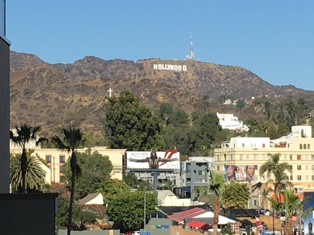 Le fameux signe Hollywood