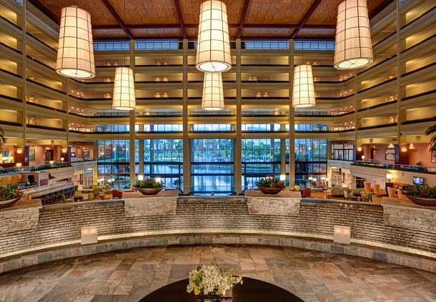 Photo Credit : JW MARRIOTT DESERT SPRINGS Inside the hotel