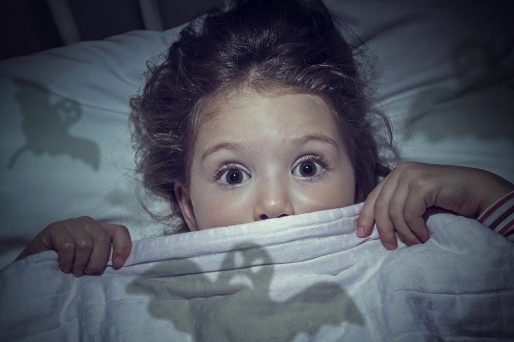 cauchemars, enfants, dodo