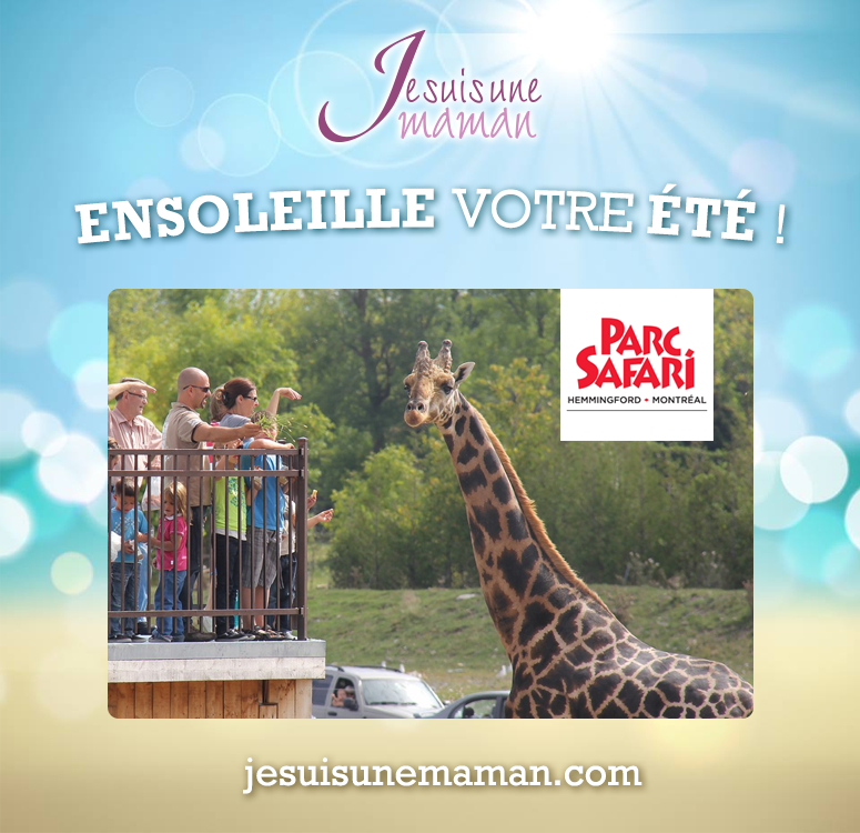 Parc safari montreal discount coupons