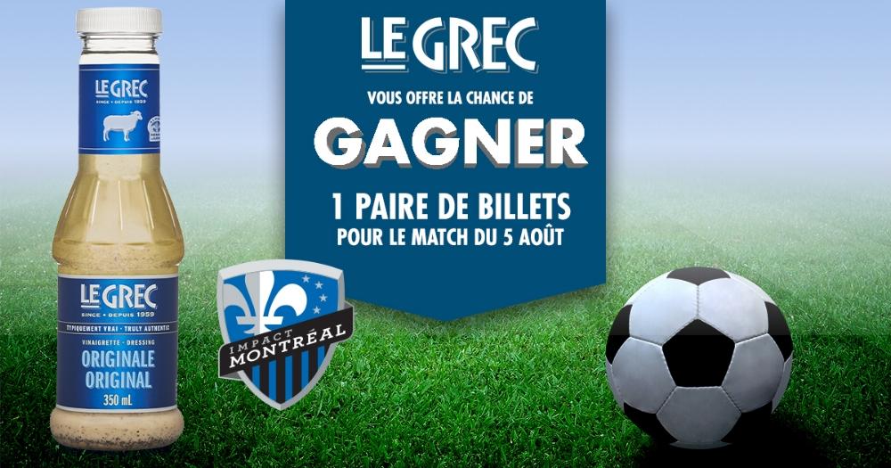 concours Impact de Montréal-LeGrec