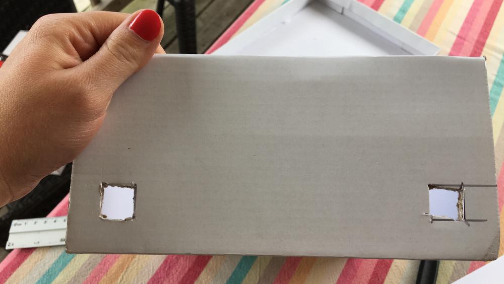 fabriquer une boite à éclipses
