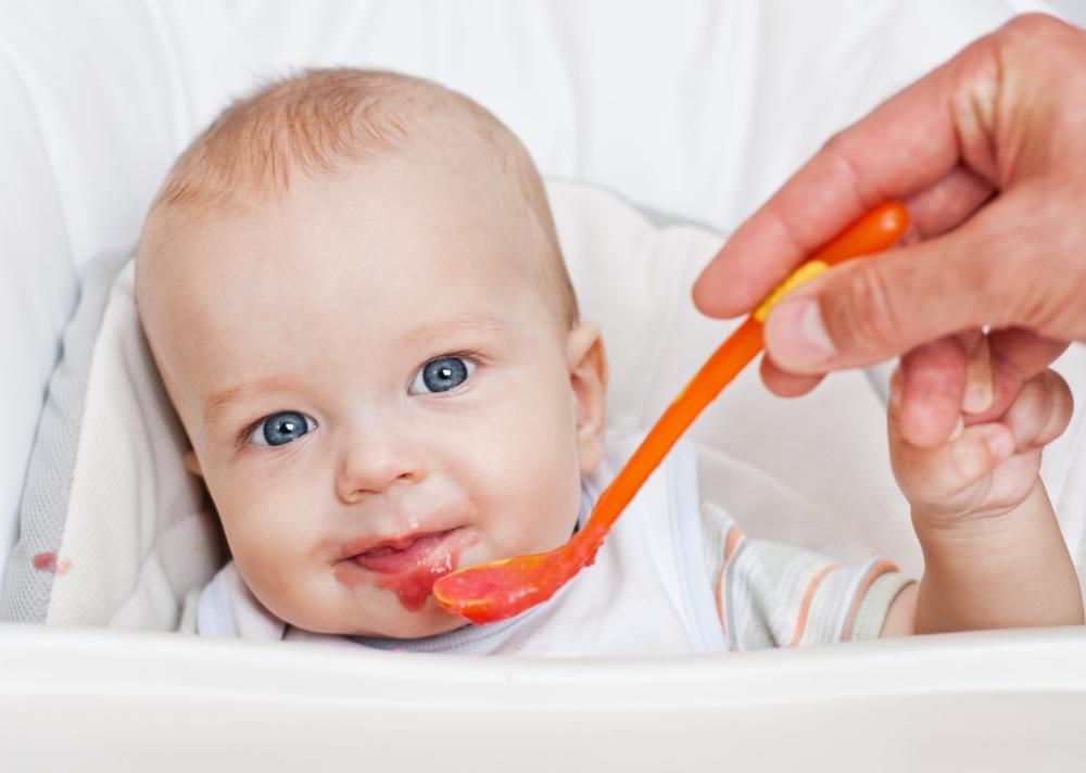 introduction des solides chez bébé