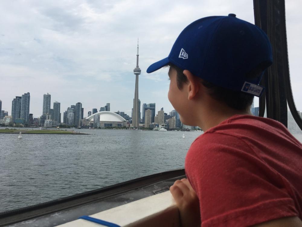 Voir Toronto sous un autre angle.