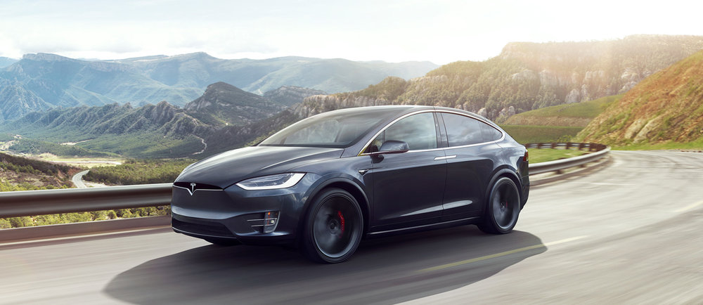 Tesla Model X - SUV/Crossover