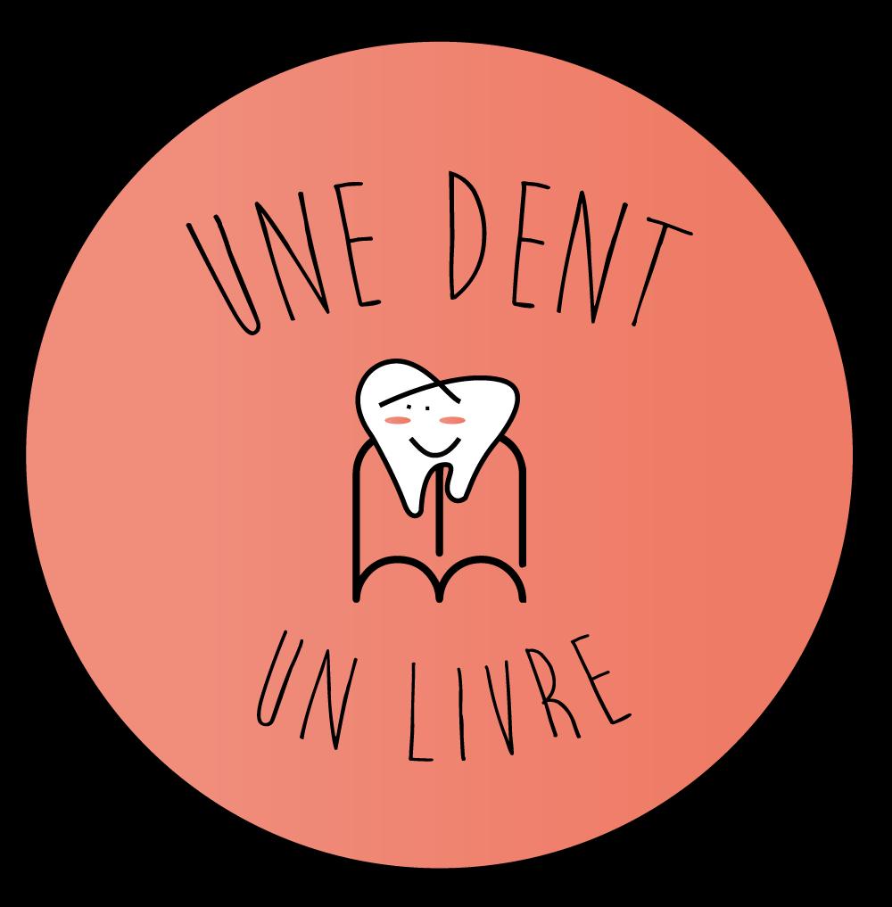 une dent un livre