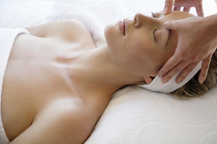 massage et facial chez amerispa