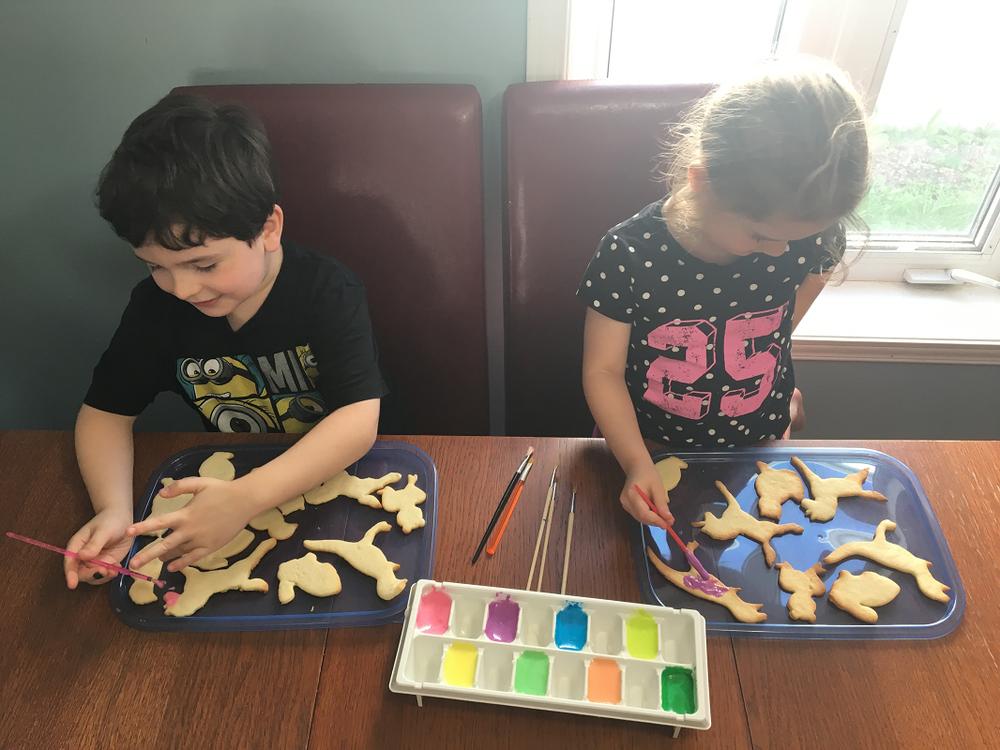 biscuitrs à décorer