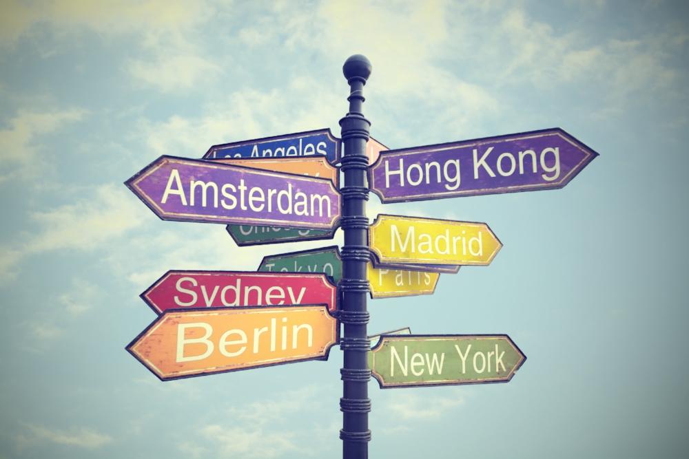voyager, voir le monde, rêve de partir