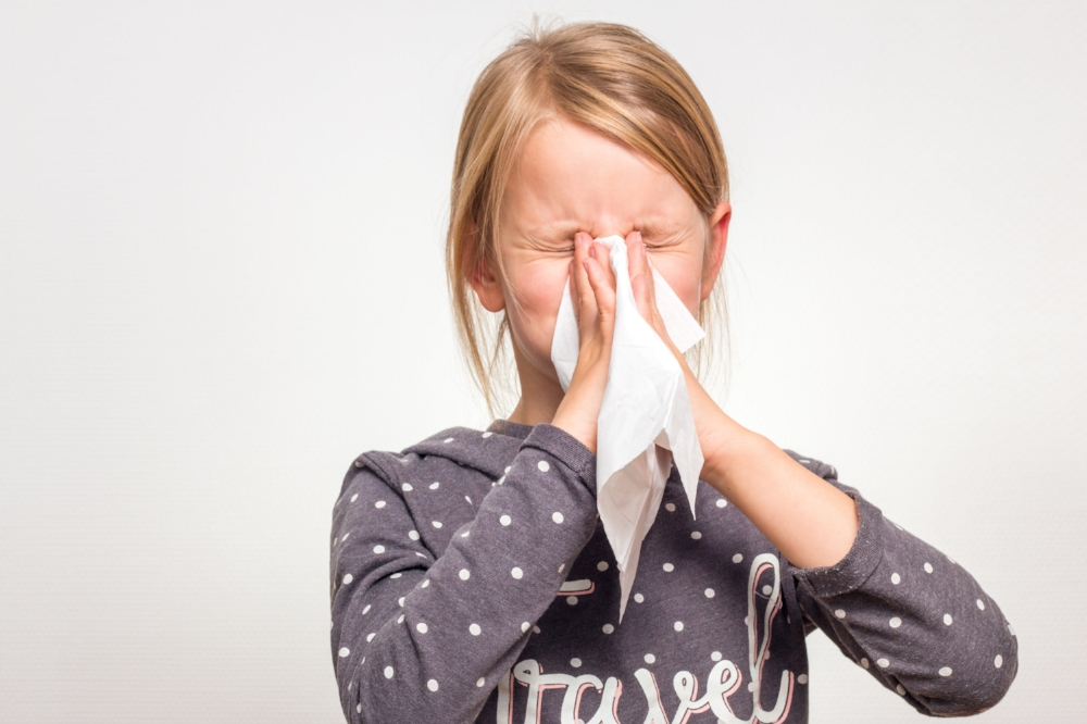 rhumes, microbes, hiver, santé, enfants