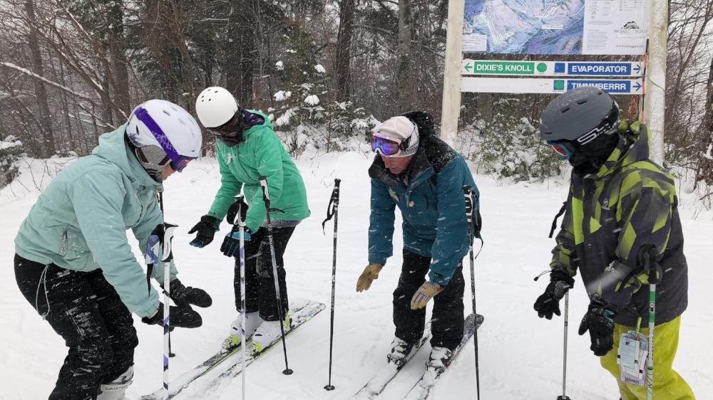 Cours de ski-Smuggler's Notch-skier en famille-Vermont-Meilleurs cours de ski-enfants