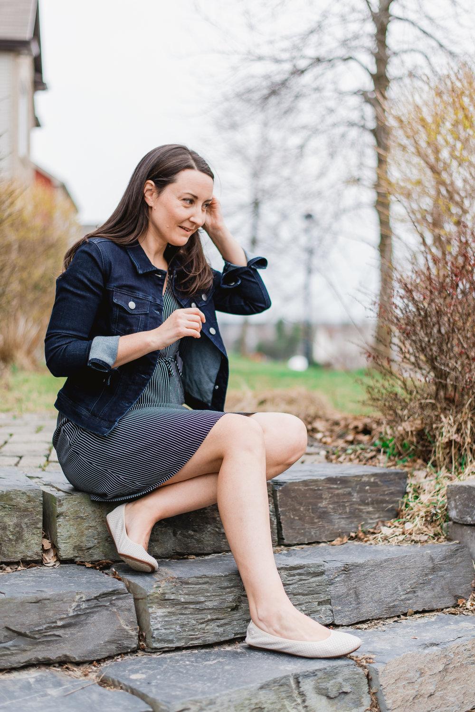 rW&Co-Mode femme-fashion-look féminin-femme-madame-Mix N Match-Jaime Damak-Je suis une maman