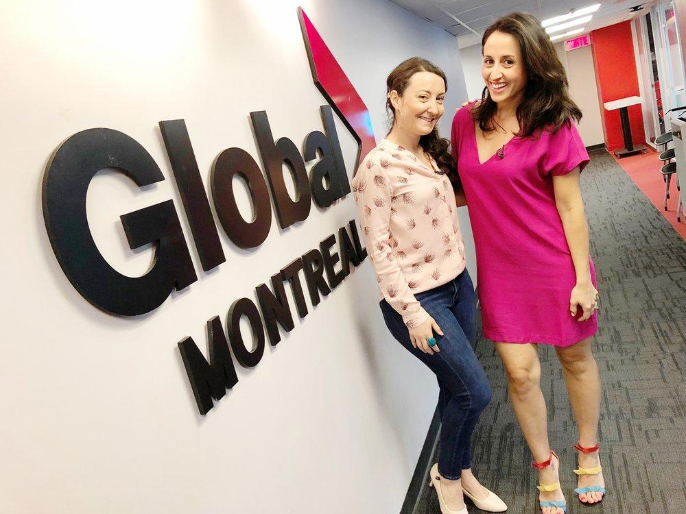 Global Montreal-chronique télé-Jaime Damak-voyage-destinations - famille-Vermont-Ottawa-Hotel Le Germain-Je suis une maman