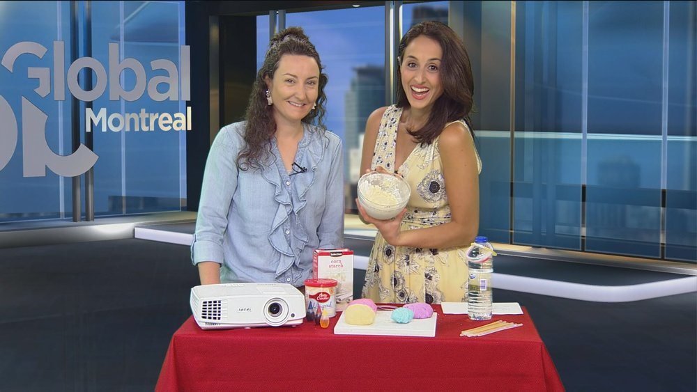 tv segment-look-fashion-Global Montreal-tv- television-Jaime Damak-Je suis une maman
