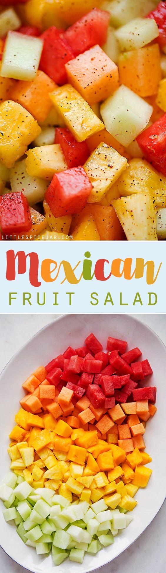 salades de fruits-recettes-idées-été-recettes rafraichissantes-collation-déjeuner-desserts-Je suis une maman