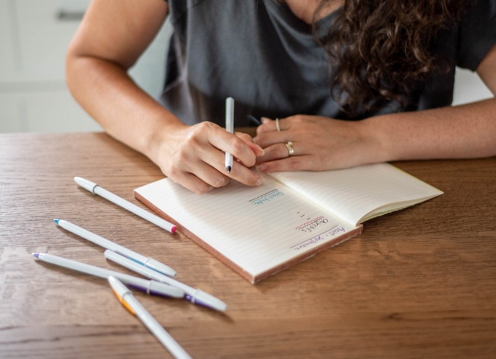 BIC-Crayons-Cristal UP Ball Pen-Couleurs-stylos-Rentrée-journal d'inspiration-réflexion-objectifs-Dream bright Live Colourfully-Je suis une maman