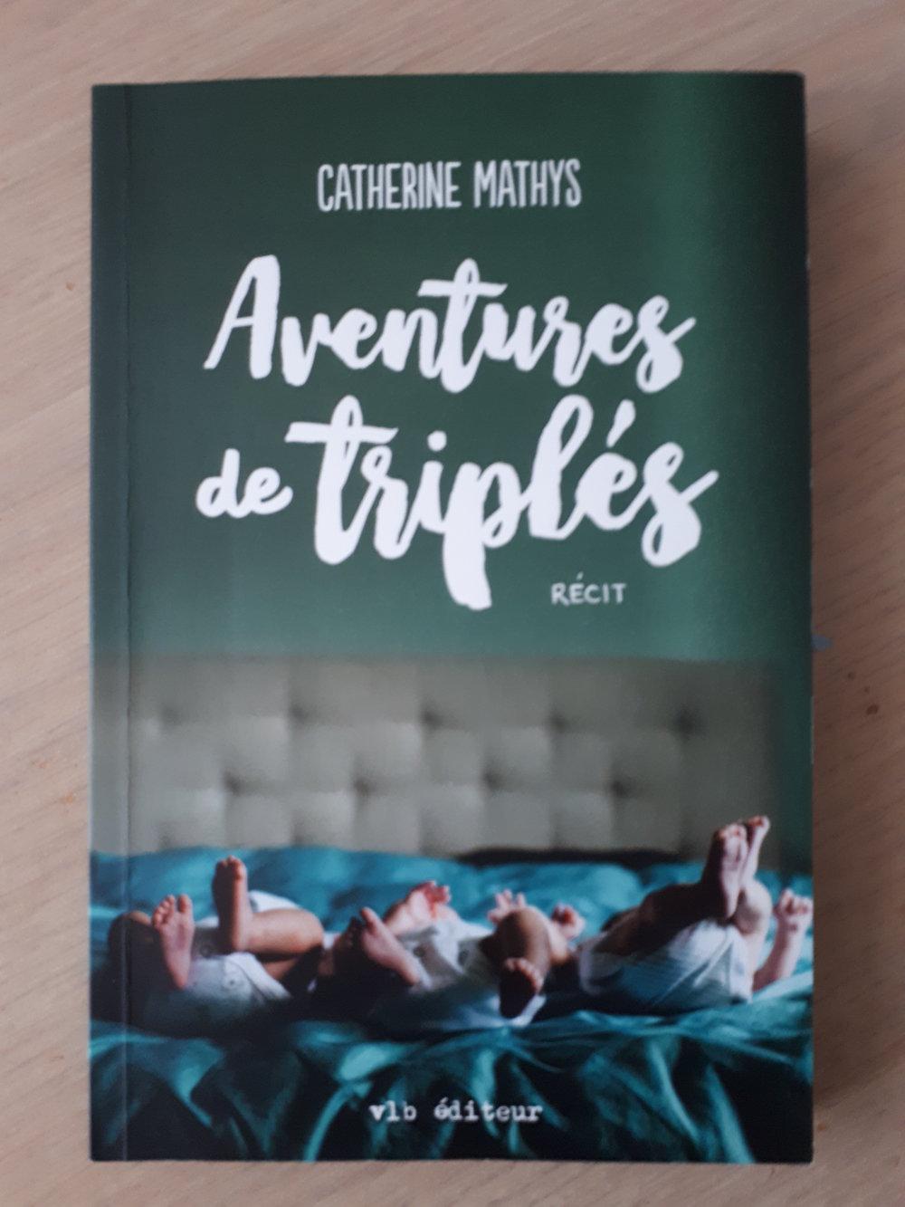 suggestions de livres pour maman-adulte-littérature-livres-lire-lecture-Aventures de triplé-Je suis une maman