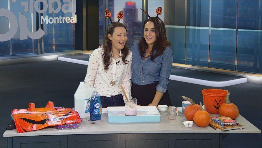 fashion-look-tv segment-halloween-Family-Je suis une maman