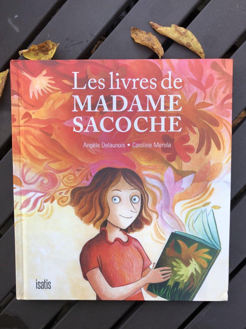 Les livres de madame sacoche-album jeunesse-livre pour enfants-suggestions de livres-littérature jeunesse-lire-lecture-coups de coeur littéraires-enfants-Je suis une maman
