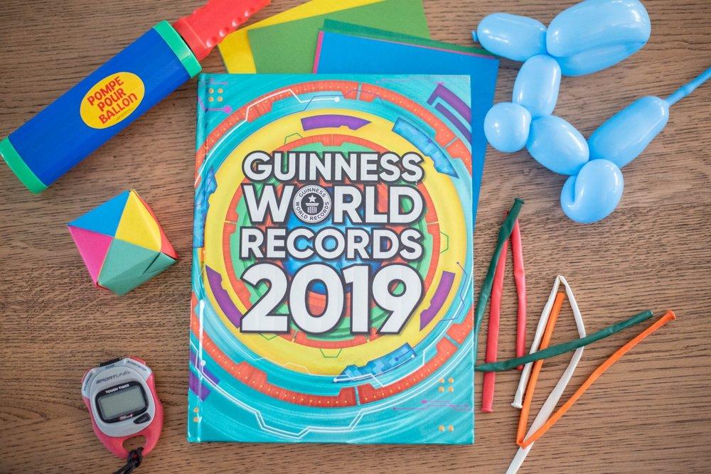 Le livre des records xGuinness-2019-nouvelle édition-défi-challenge-record-livre-lecture-cadeau-famille-enfant-ado-maman-Je suis une maman