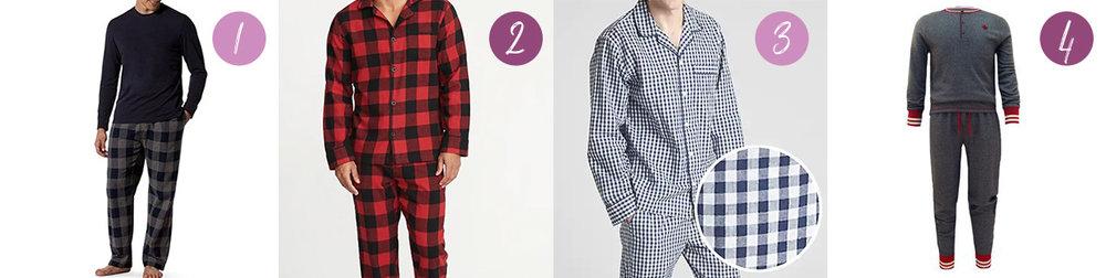 Pyjamas pour homme -confort-vêtement d'intérieur-Pyj -idées cadeaux-Jaime Damak-Je suis une maman