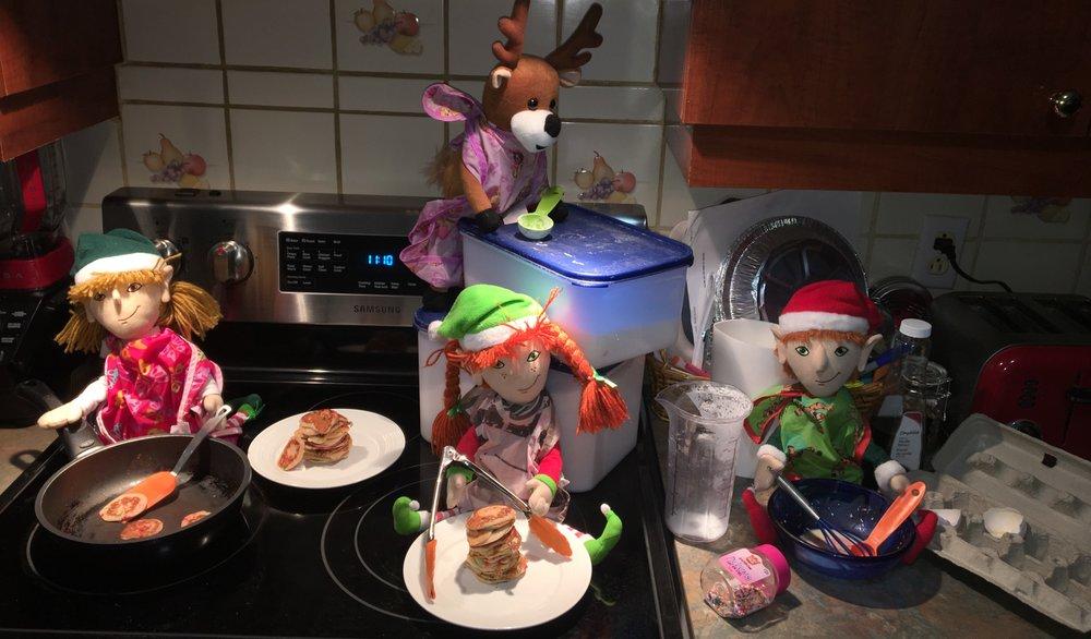 tours de lutins-lutin du père Noël-blagues de lutins-rire-enfants-famille-Fêtes-Noël-Je suis une maman